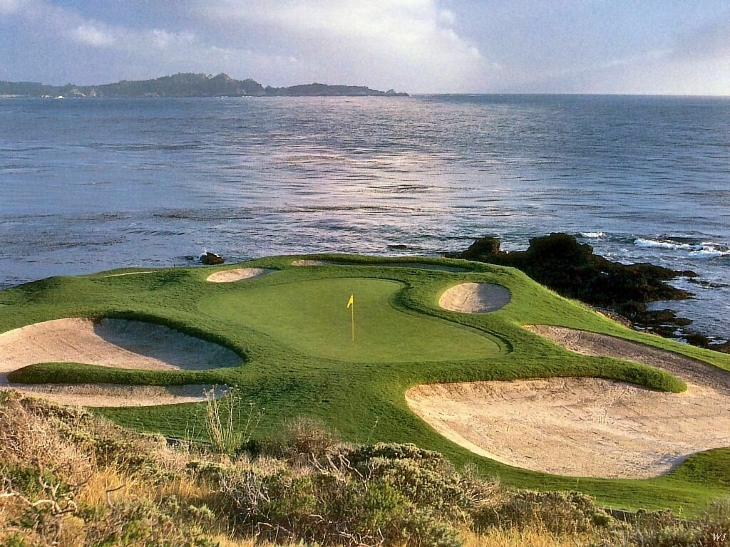 Landscape-Pebble-Beach-7th-Hole
