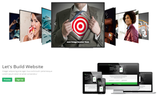 shop template joomla